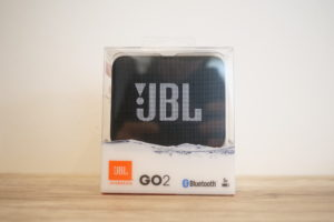 JBLの防水Bluetoothスピーカー、GO2