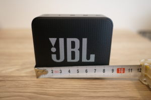 JBLの防水Bluetoothスピーカー、GO2②