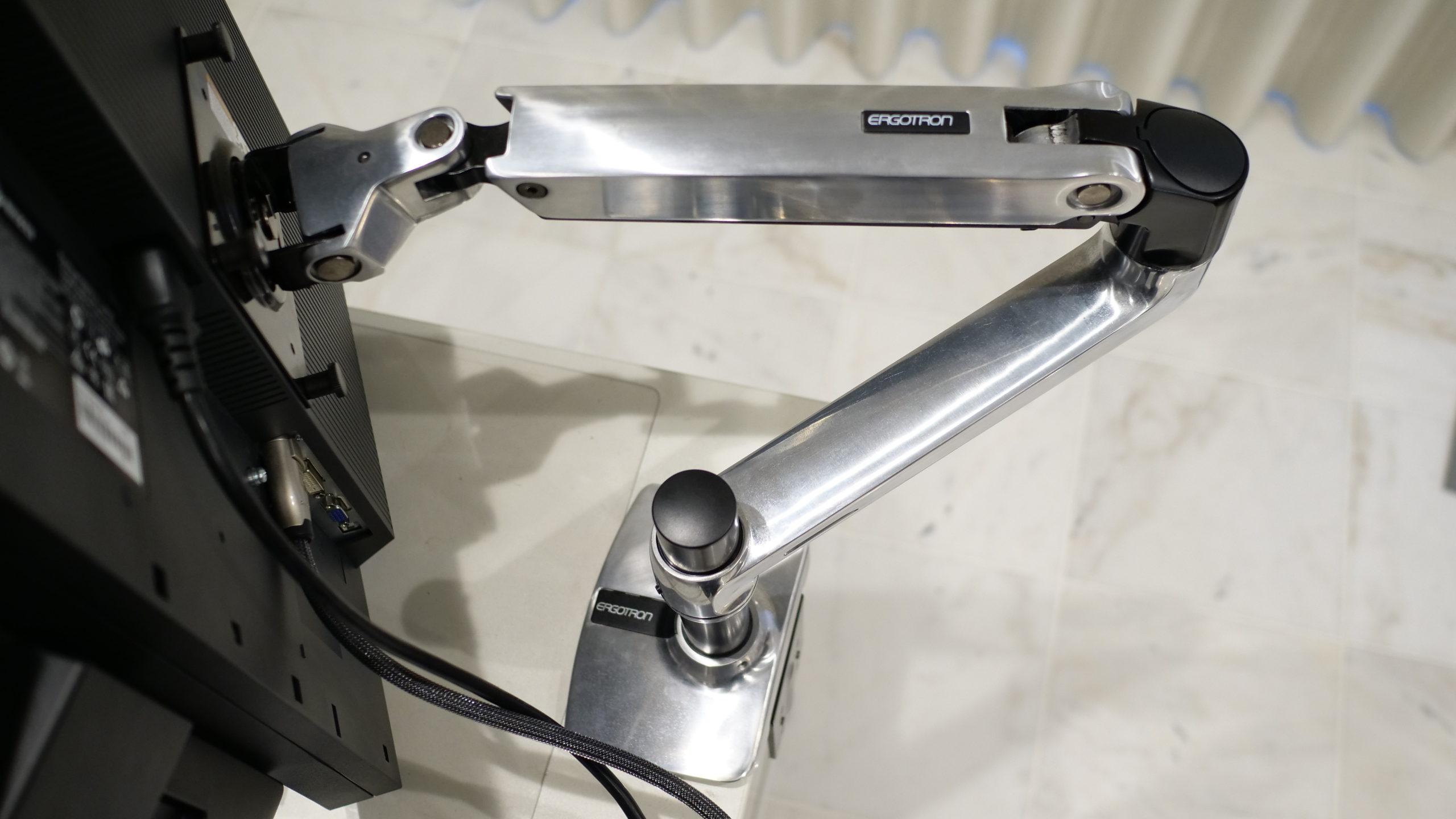エルゴトロンのモニターアーム「45-241-026 LX」